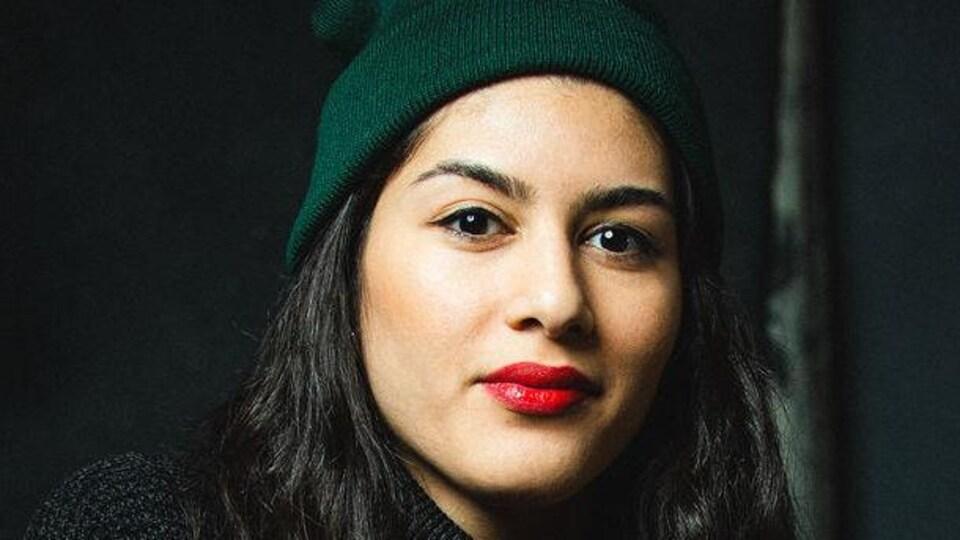 La cinéaste Shasha Nakhai.