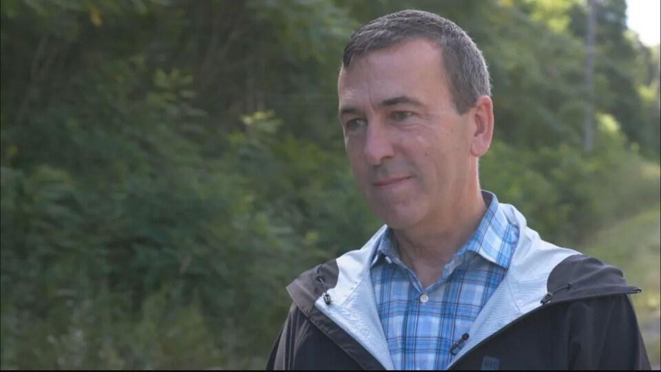 Le directeur général du groupe Environmental Defence, Tim Gray.