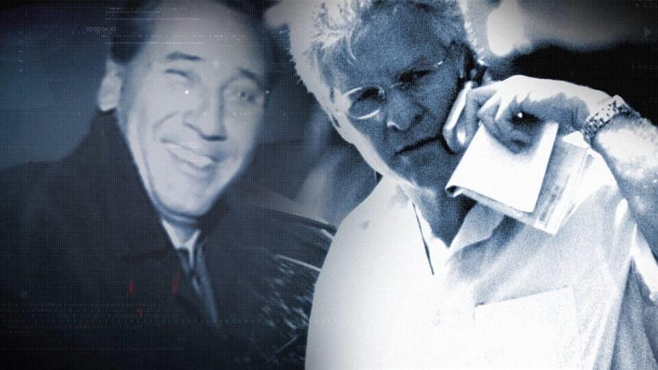 Vito Rizzuto et Tony Accurso