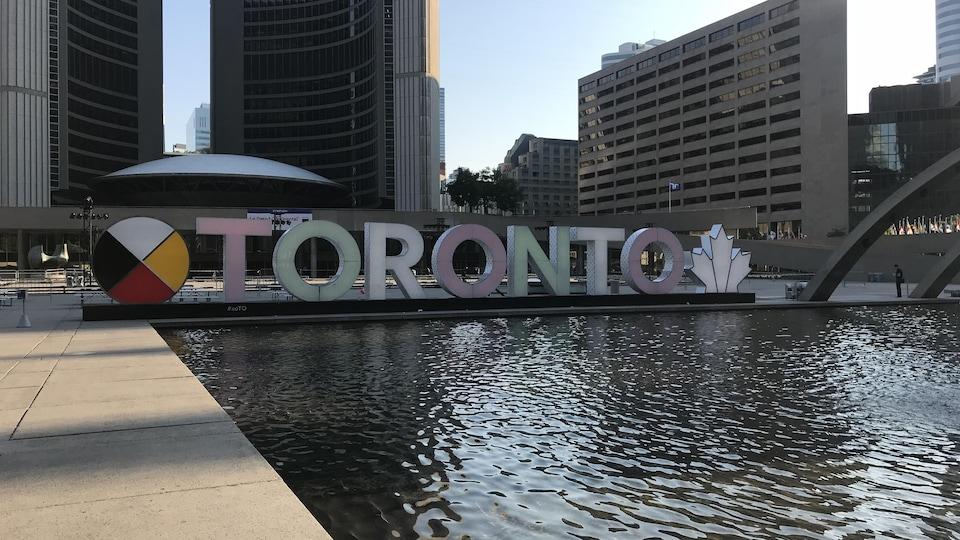 Conseil de ville de Toronto.