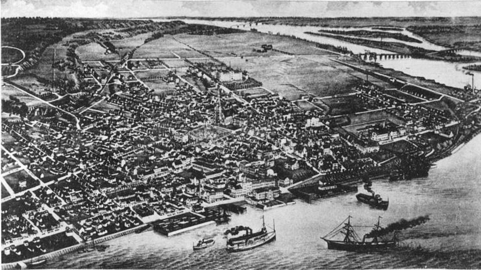 Trois-Rivières, 1881