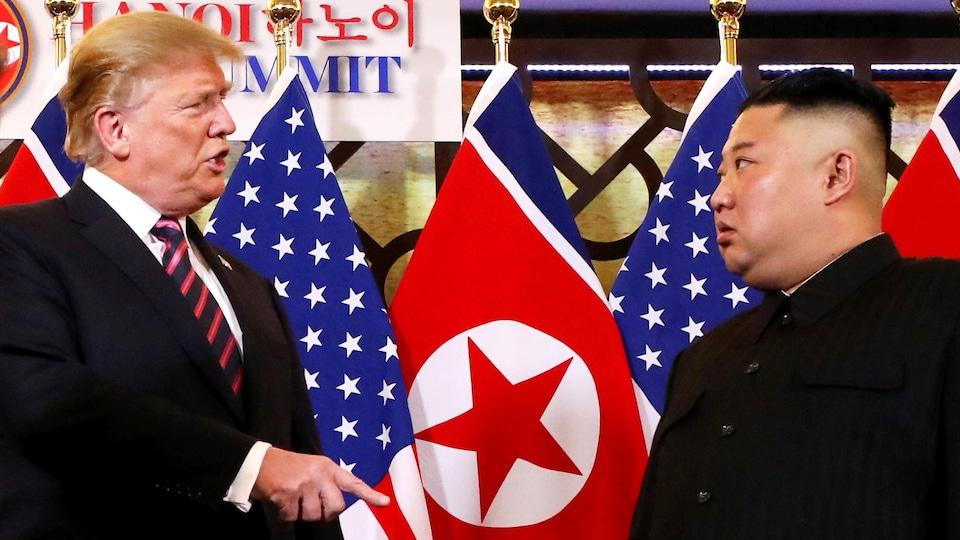 Donald Trump - Kim Jong-un : un coup d'éclat diplomatique