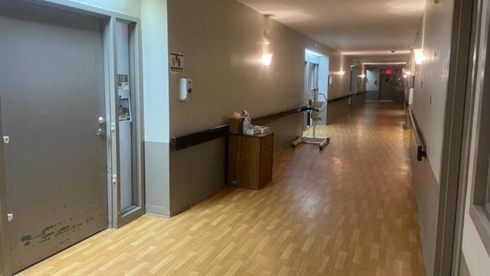 Un corridor du CHSLD Herron