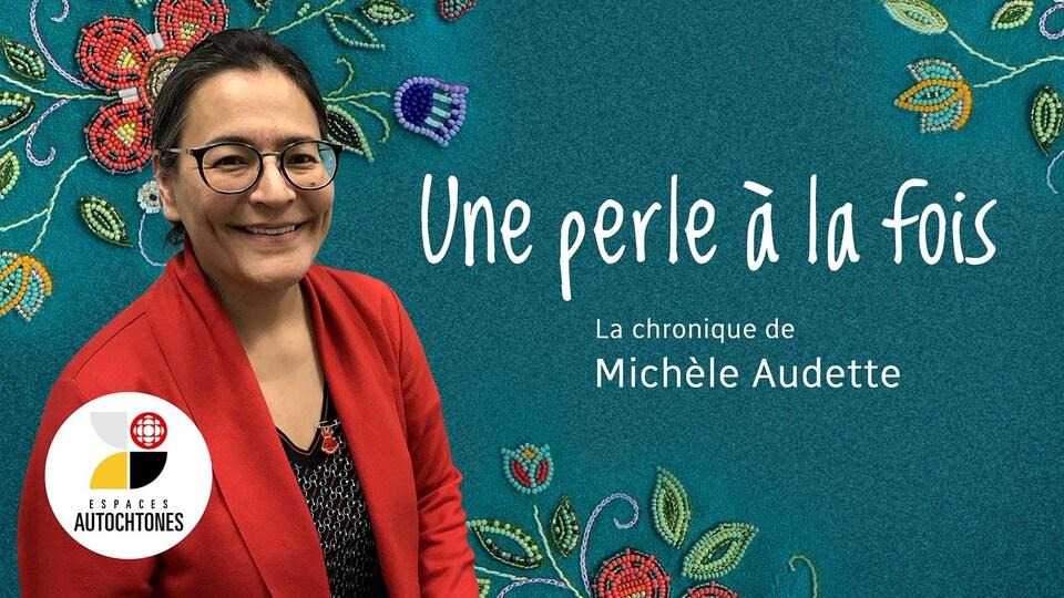 Une perle à la fois, avec Michèle Audette
