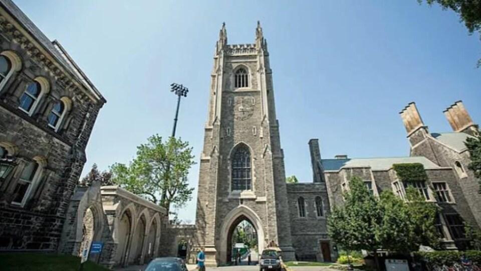 campus de l'université de Toronto