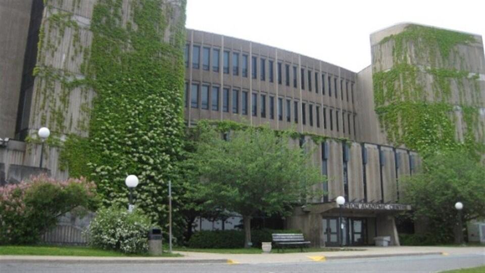 L'Université Mount Saint Vincent.