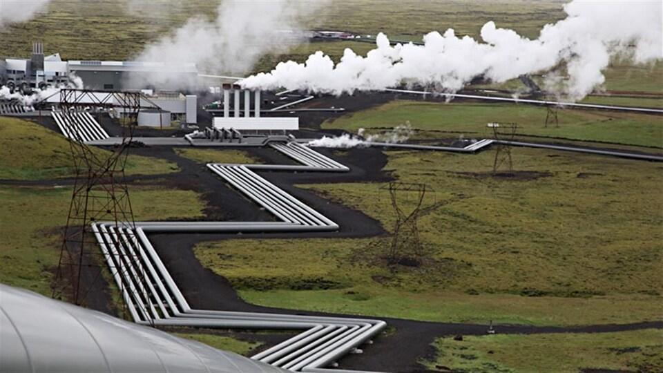 Il n'y a pas d'usine de géothermie en Alberta pour le moment mais cela pourrait bien changer dans les années à venir.
