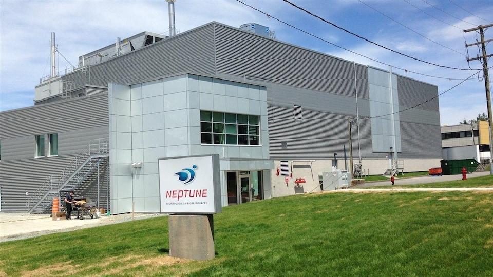 L'entreprise Neptune Technologies et Bioressources de Sherbrooke.