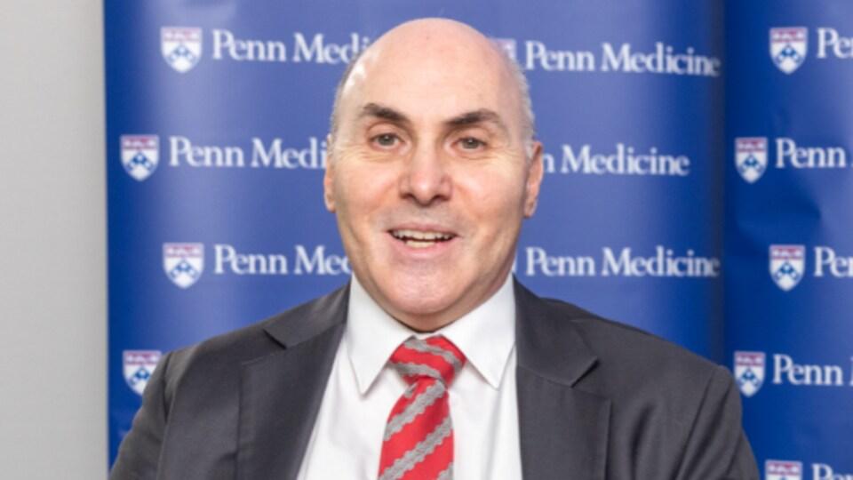 Le chercheur Drew Weissman.