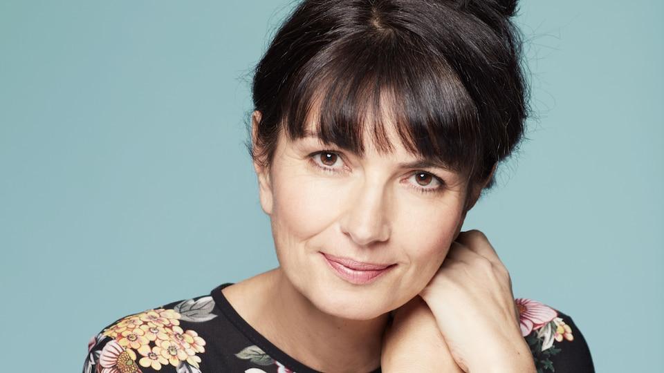 L'autrice française Valérie Perrin.