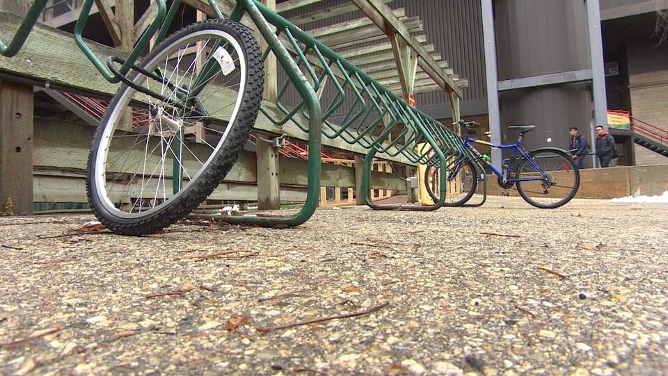 L'application 529 Garage permet de retrouver les vélos plus efficacement et de décourager les voleurs
