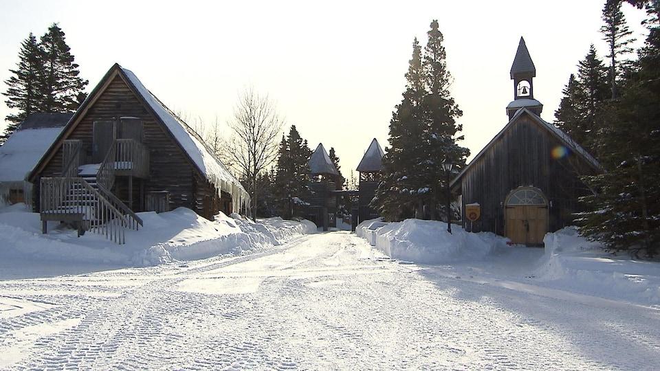 Le site du Vieux-Poste de Sept-Îles devient le point de ralliement durant le deuxième Festival des hivernants, du 2 au 5 mars prochains.