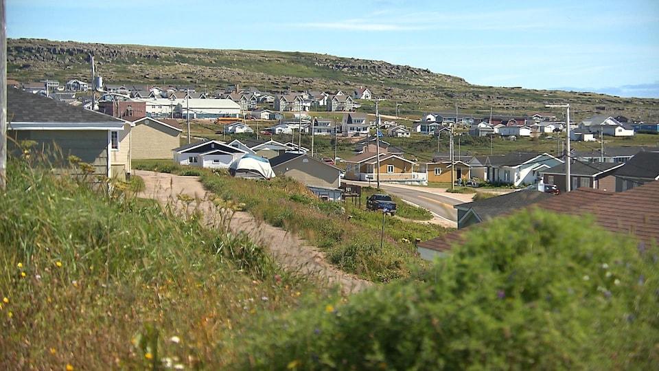 Le village de Blanc-Sablon