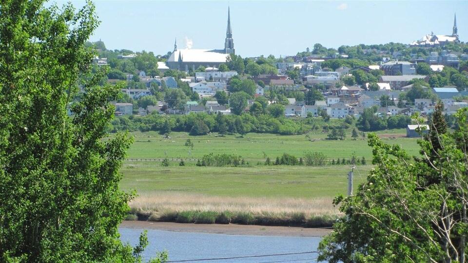 La Ville de Rivière-du-Loup.