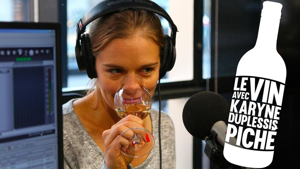 Le vin, avec Karyne Duplessis Piché