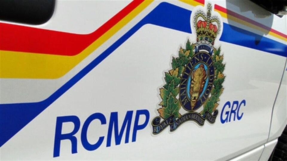 Voiture de la Gendarmerie royale du Canada.