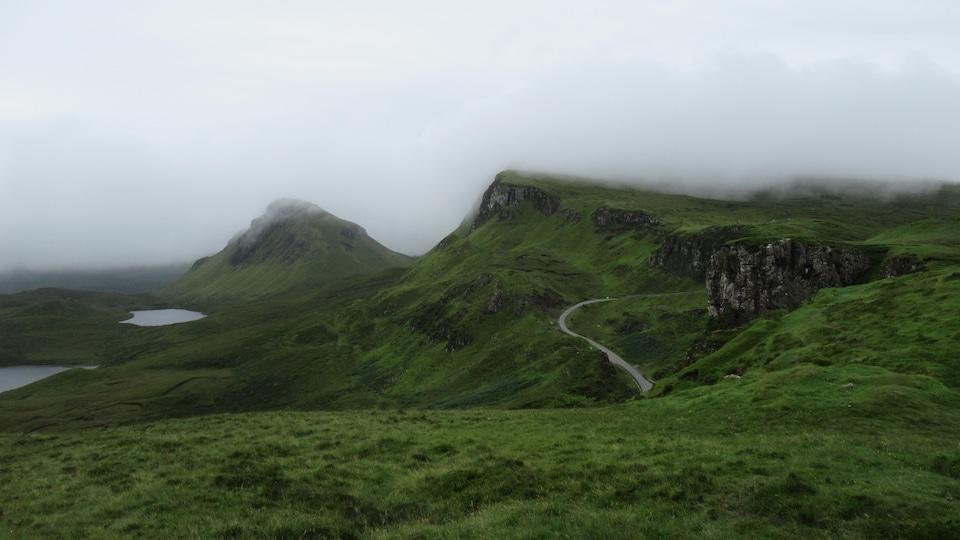 L'île de Skye, en Écosse