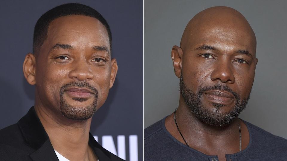 Montage composé des portraits des deux hommes.