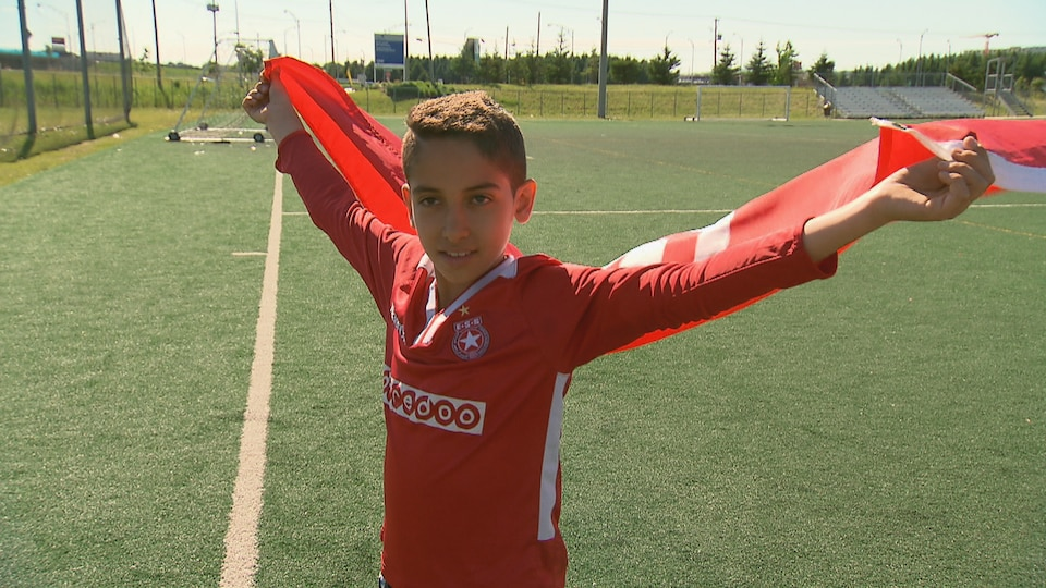 Yassine sera un farouche partisan de la Tunisie au Mondial.
