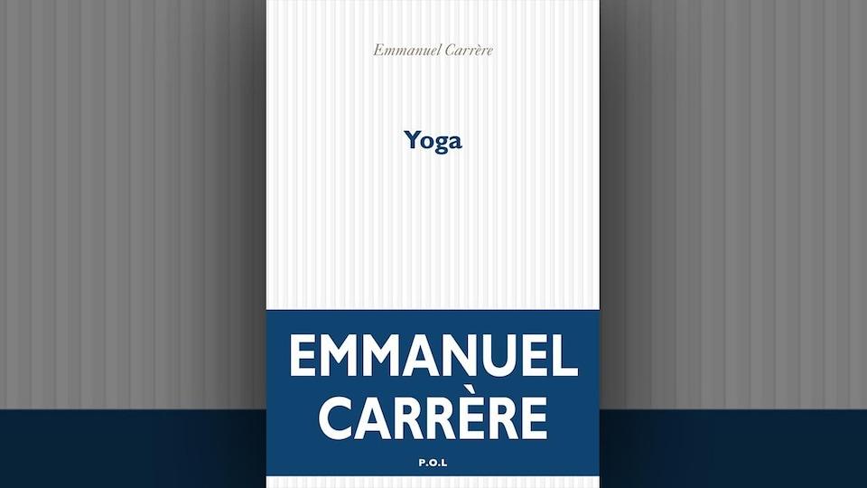 Le titre du livre est écrit sur un fond blanc.