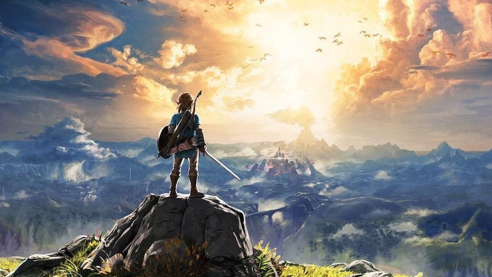 Dans The Legend of Zelda : Breath of the Wild, les joueurs auront un monde immense à explorer à leur guise