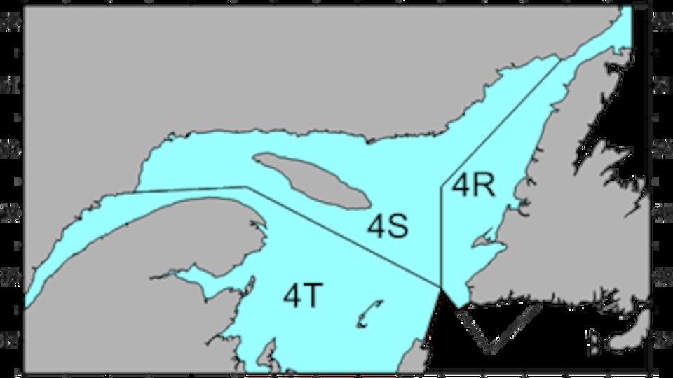 Zones de pêche du flétan du Groenland
