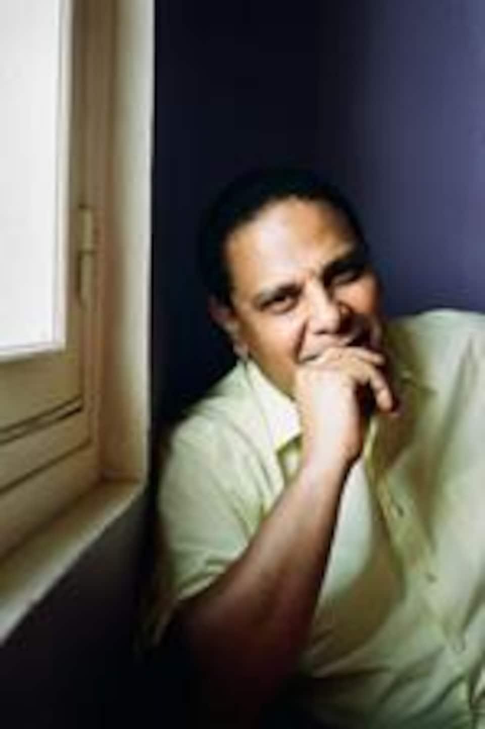 L'écrivain Alaa El Aswany