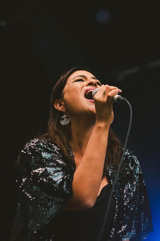Elisapie, en spectacle lors du Mile Ex End Montréal
