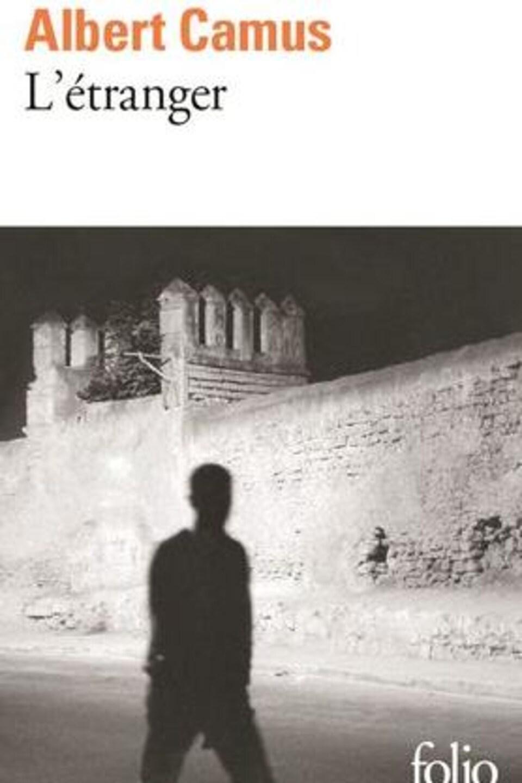 La couverture du livre L'étranger.