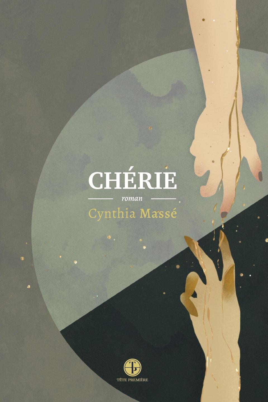 Deux mains tentent de se toucher sur la page couverture du roman.