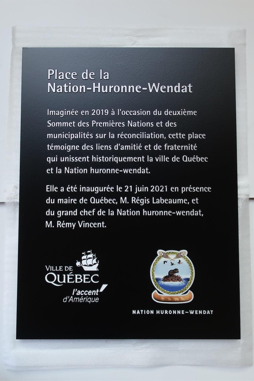 Image de la plaque commémorative