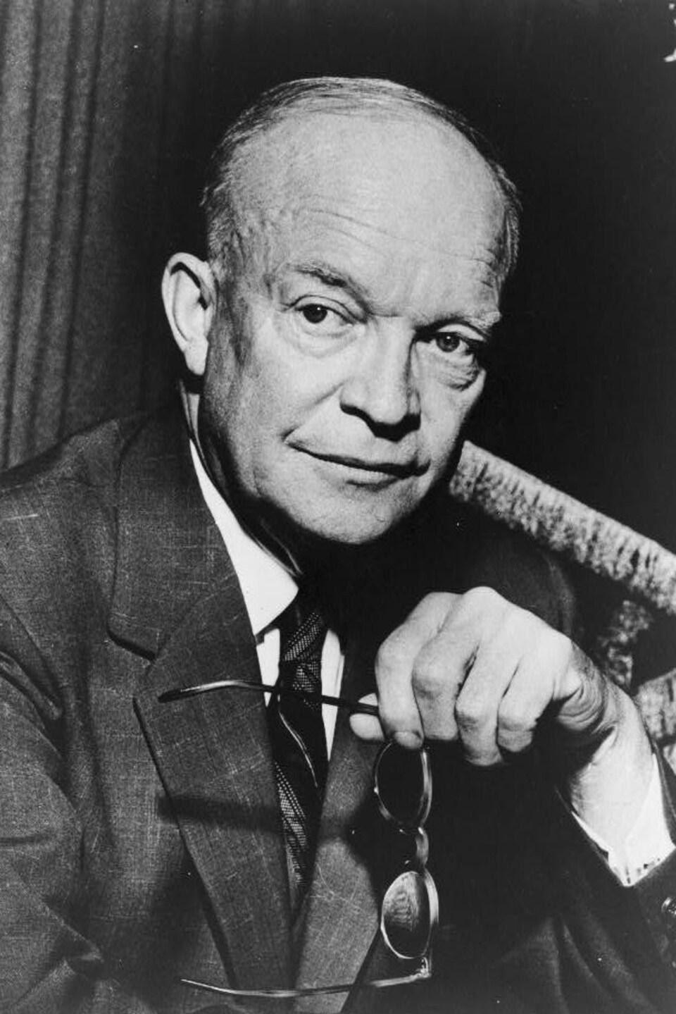 Photo de Dwight D. Eisenhower