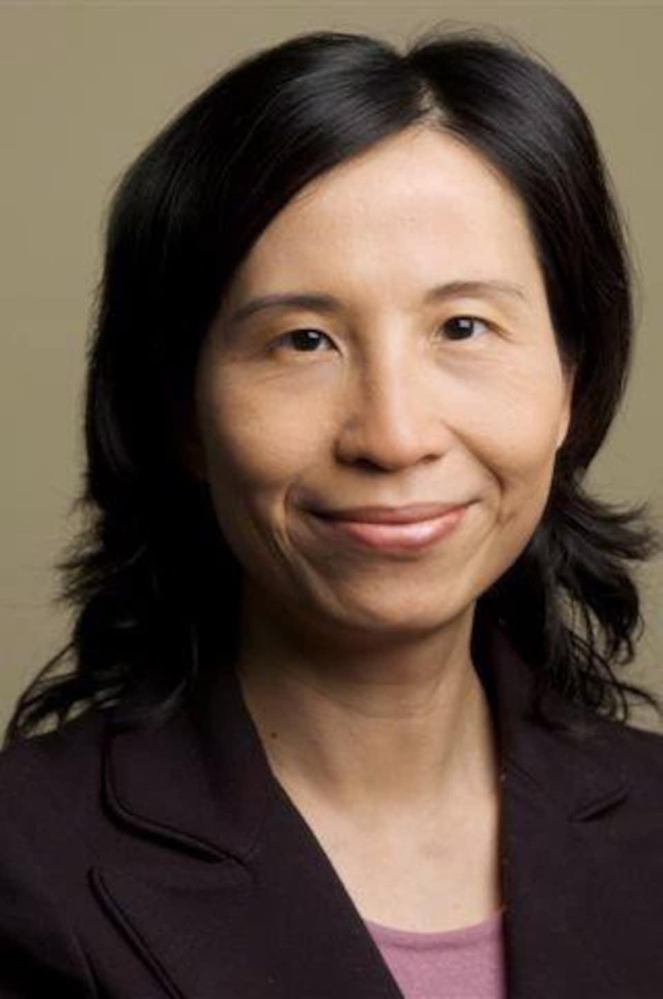 L'administratrice en chef de la santé publique du Canada, Theresa Tam.