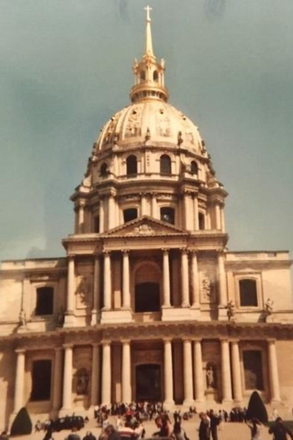 L'hôtel national des Invalides, à Paris