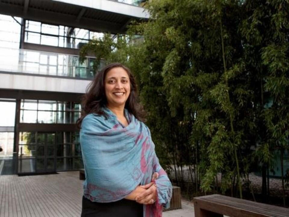 La chercheuse Ami Bhatt.