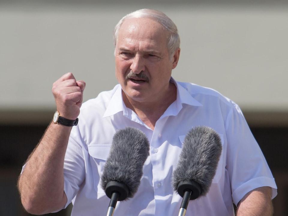 Alexandre Loukachenko.