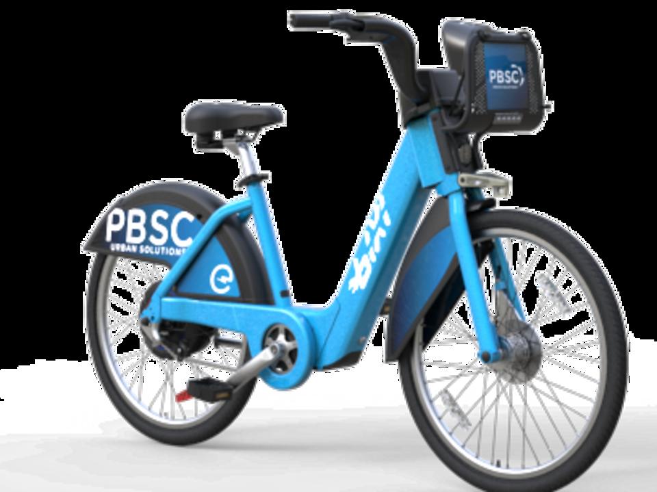 Les nouveaux vélos électriques Bixi