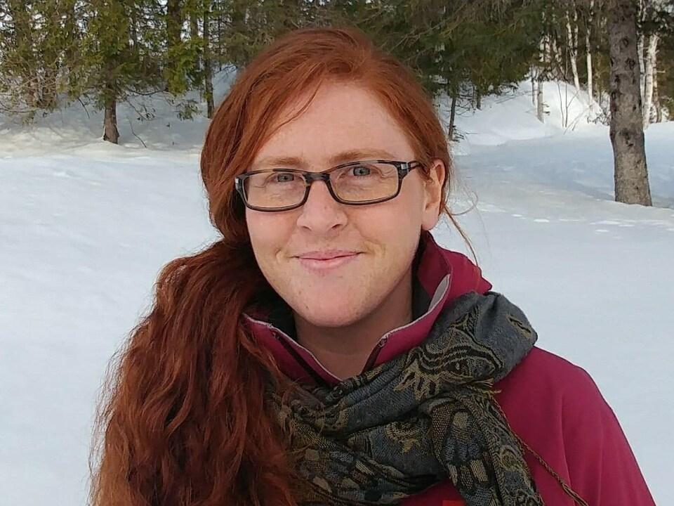 Catherine Cyr Wright