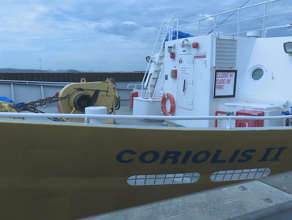Le Coriolis II