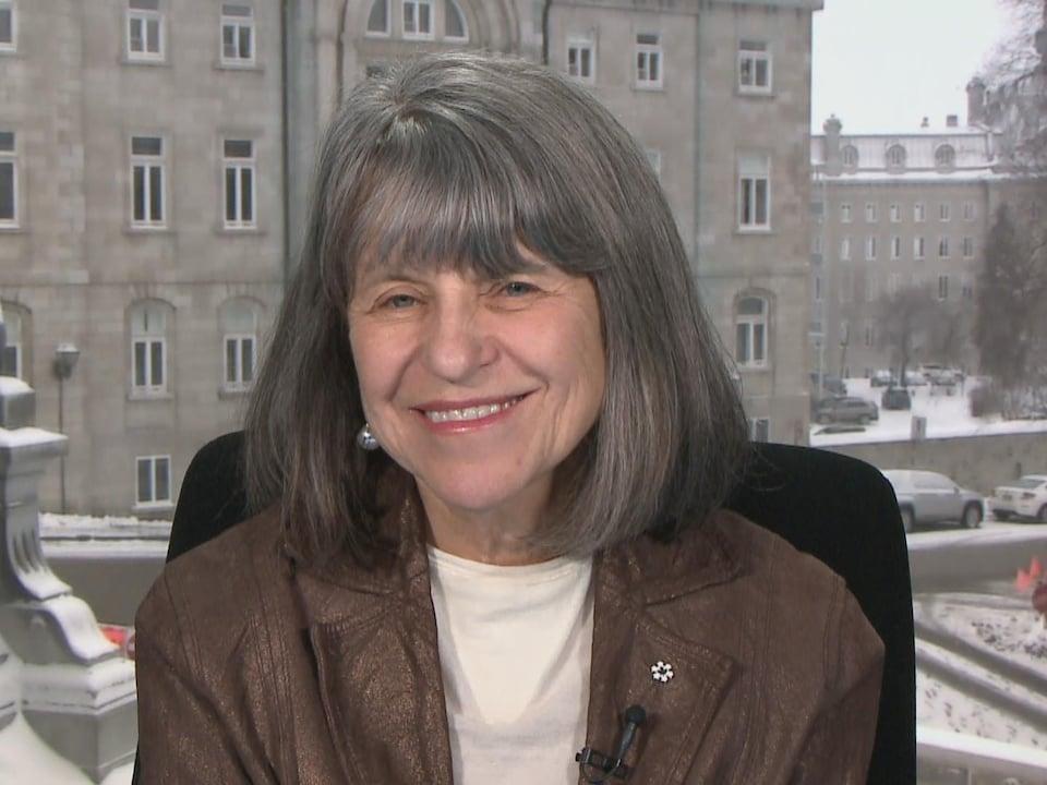 La présidente du Conseil de gouvernance de l'Université de l'Ontario français, Dyane Adam