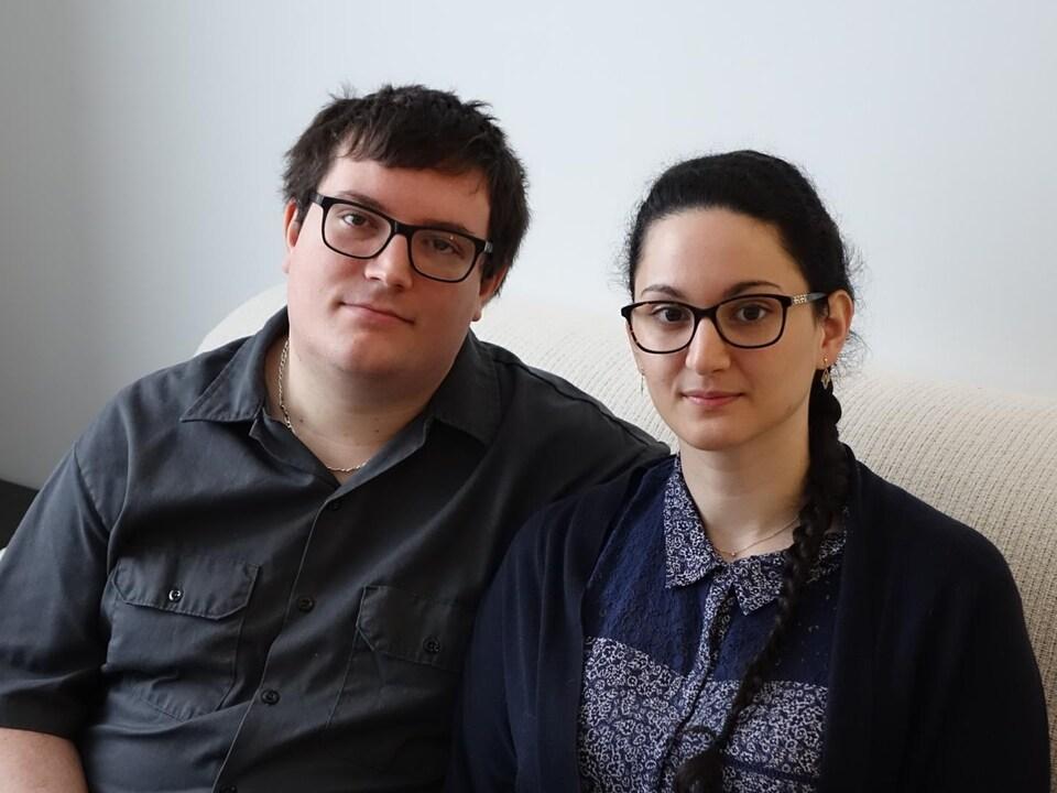 Édouard Philippe et Amel Naroun souhaitent s'établir pour de bon au Bas-Saint-Laurent.