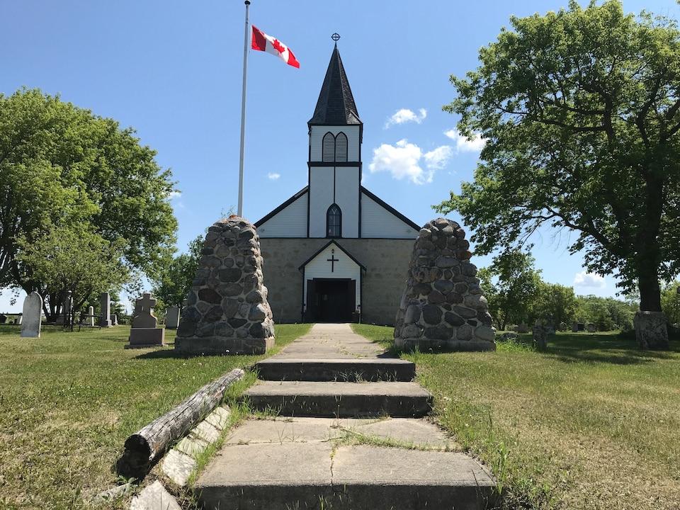 L'église St. Peter Dynevor, à East Selkirk, au Manitoba.