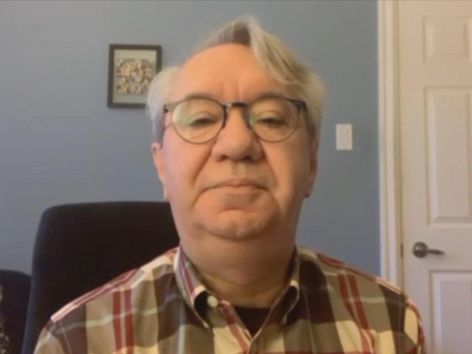Dr Marc Girard.