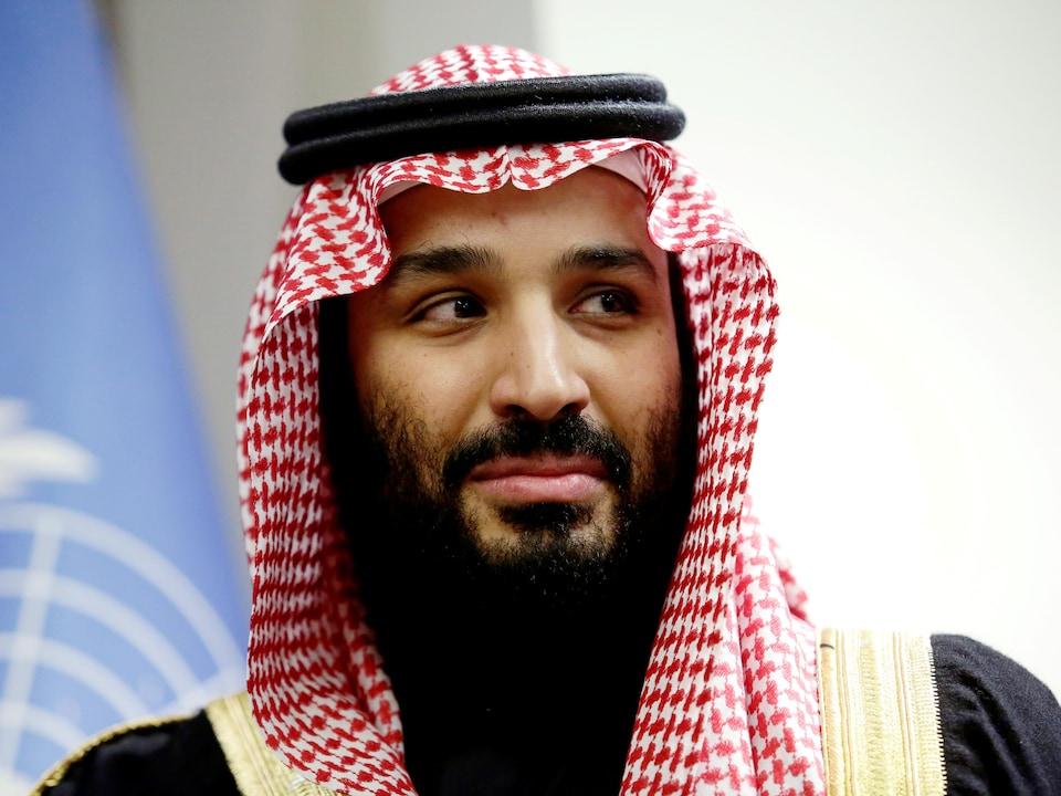 Le prince héritier d'Arabie saoudite, Mohammed ben Salmane