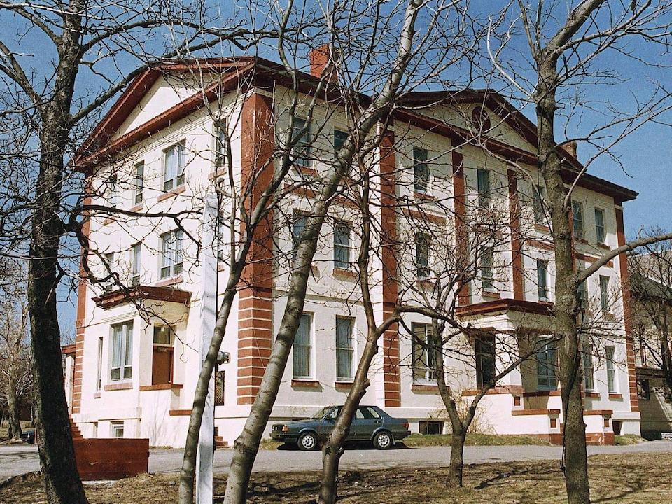 Immeuble abritant l'orphelinat Mount Cashel