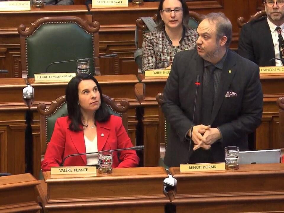 Conseil municipal de Montréal