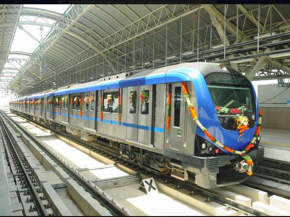 Le métro de Sydney a été le premier grand projet réalisé par l'usine d'Alstom à Sri City en 2017.