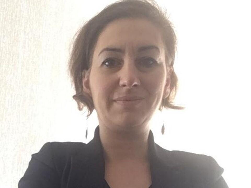 Sandrine Moreira, responsable de la génomique et de la bio-informatique au LSPQ