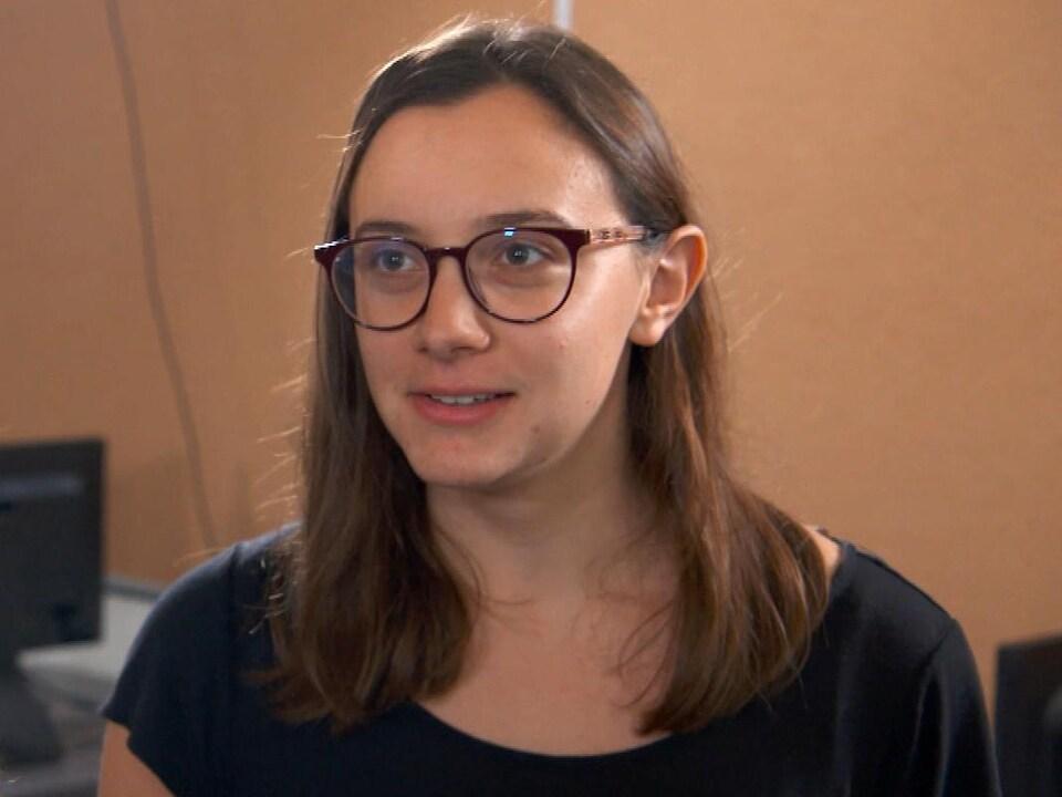 Sarah Rémillard.