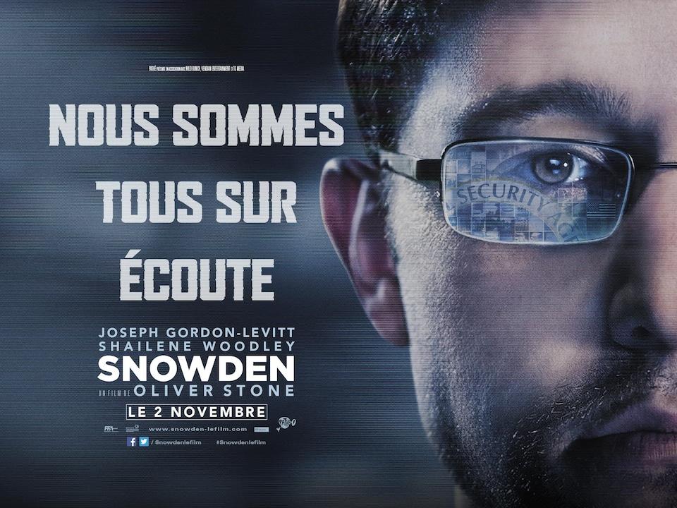 Le film «Snowden» d'Oliver Stone est sorti à l'automne. Il met en scène Joseph Gordon-Levitt dans le rôle d'Edward Snowden. Ce dernier fait même une apparition à la fin du long métrage.